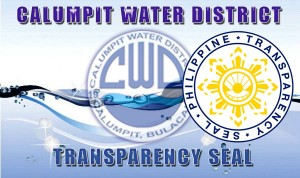 CWD Transparency Seal