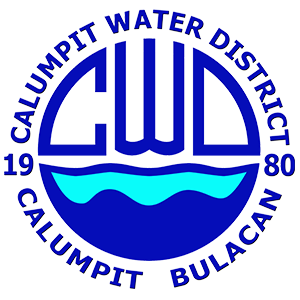 Calumpit Water District Official Logo