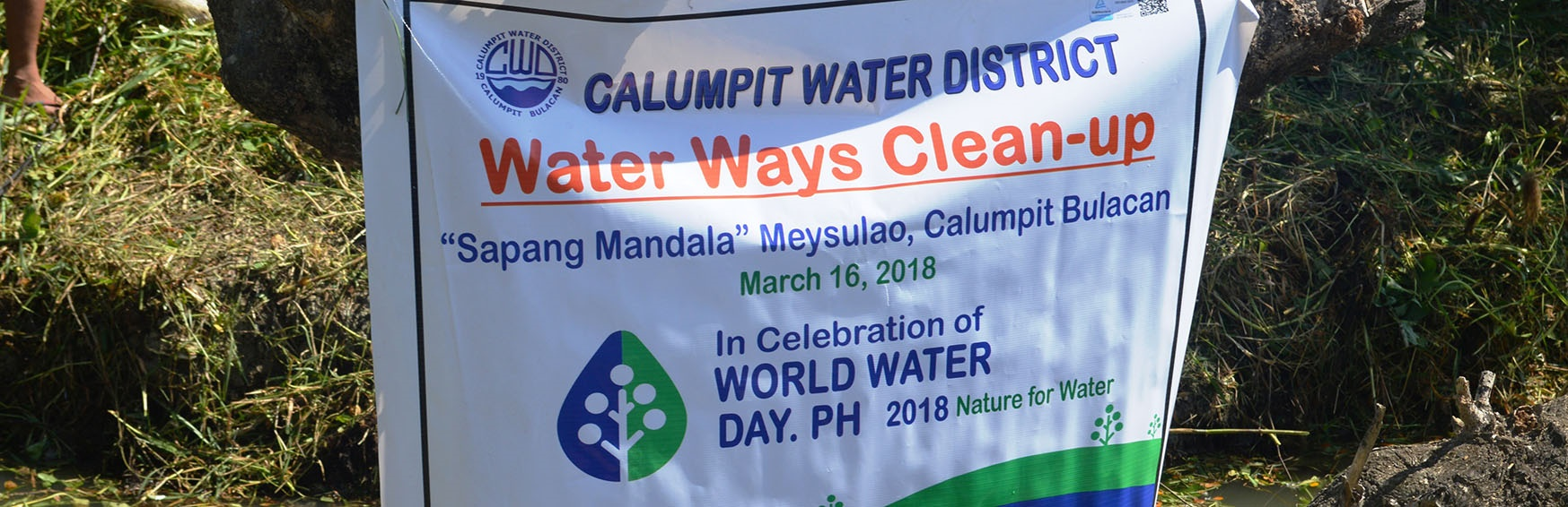 World Water Day 2018 for Banner